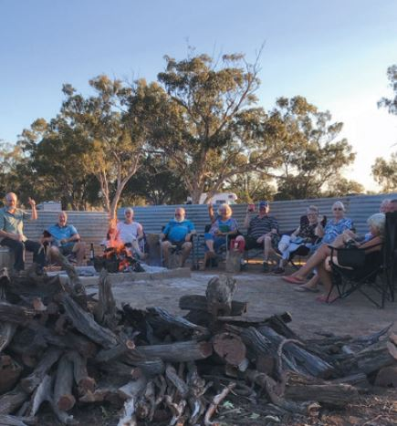 Charleville CMCA RV Park & Bush Camp