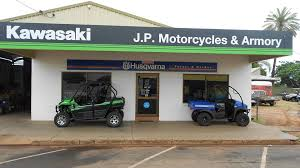 JP Motorcycles & Armory