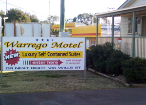 Warrego Motel & Deluxe Units